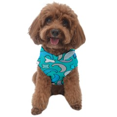 Cloudy Blue Moon Dog Sweater