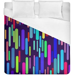 Abstract Line Duvet Cover (king Size)