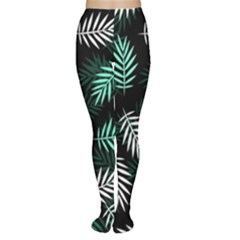 Illustrations Tropical Background Tights