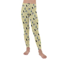 Bluefishes Kids  Lightweight Velour Leggings