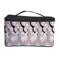 Pink Floral Cosmetic Storage by Sparkle