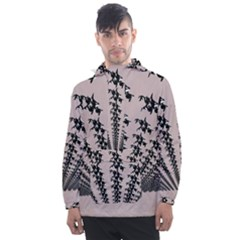 3dfishes Men s Front Pocket Pullover Windbreaker by Sparkle
