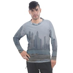P1020022 Men s Pique Long Sleeve Tee