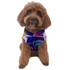 Rainbow Painting Pattern 2 Dog Sweater by Cveti