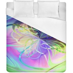 Rainbow Painting Patterns 3 Duvet Cover (california King Size) by Cveti