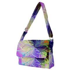 Rainbow Painting Patterns 3 Full Print Messenger Bag (m)
