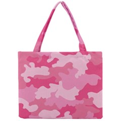 Camo Pink Mini Tote Bag by MooMoosMumma