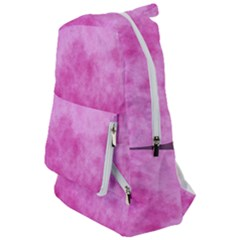 Abstract Pink Grunge Texture Travelers  Backpack