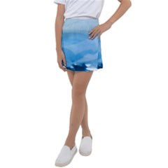 Aquamarine Kids  Tennis Skirt