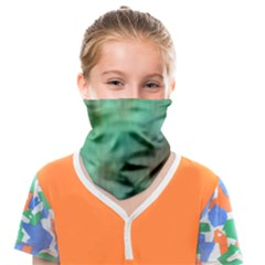 True Turquoise Face Covering Bandana (kids)