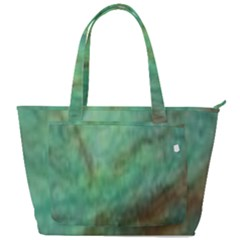 True Turquoise Back Pocket Shoulder Bag  by Janetaudreywilson