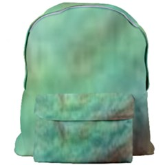 True Turquoise Giant Full Print Backpack