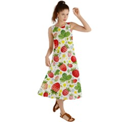 Huayi-vinyl-backdrops-for-photography-strawberry-wall-decoration-photo-backdrop-background-baby-show Summer Maxi Dress by Sobalvarro