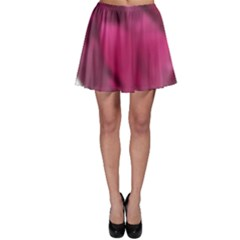 Fun Fuschia Skater Skirt