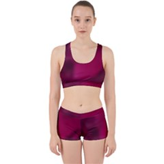 Fun Fuschia Work It Out Gym Set