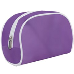 Water Wave Amethyst Makeup Case (large) by Janetaudreywilson