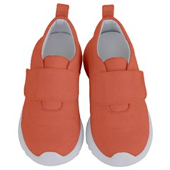 Appreciating Apricot Kids  Velcro No Lace Shoes