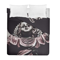 Angel Crying Blood Dark Style Poster Duvet Cover Double Side (full/ Double Size)