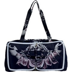 Angel Crying Blood Dark Style Poster Multi Function Bag