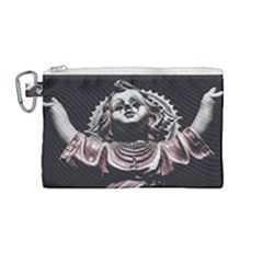 Angel Crying Blood Dark Style Poster Canvas Cosmetic Bag (medium)