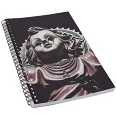 Angel Crying Blood Dark Style Poster 5 5  X 8 5  Notebook