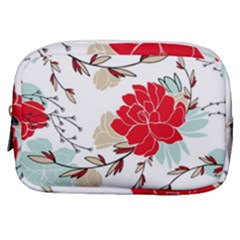 Floral Pattern  Make Up Pouch (small) by Sobalvarro