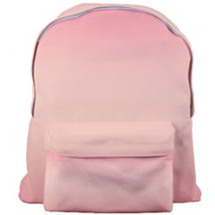 Pink Blush Gradient Ombre Colors Giant Full Print Backpack