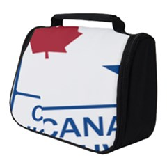 Canam Highway Shield  Full Print Travel Pouch (small) by abbeyz71
