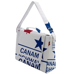 Canam Highway Shield  Box Up Messenger Bag