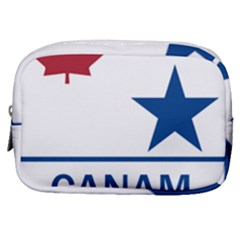 Canam Highway Shield  Make Up Pouch (small) by abbeyz71