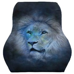 Astrology Zodiac Lion Car Seat Back Cushion  by Mariart