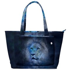 Astrology Zodiac Lion Back Pocket Shoulder Bag  by Mariart