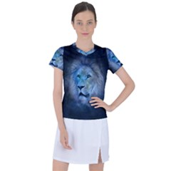 Astrology Zodiac Lion Women s Sports Top by Mariart