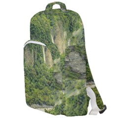 Amazonia Landscape, Banos, Ecuador Double Compartment Backpack
