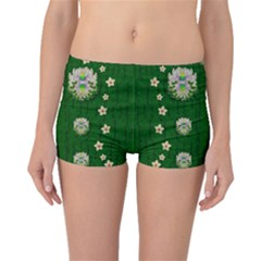 The Way To Freedom One Island One Gnome Boyleg Bikini Bottoms