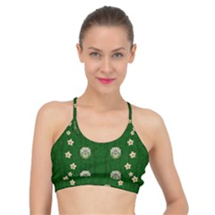 The Way To Freedom One Island One Gnome Basic Training Sports Bra