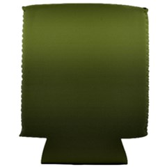 Army Green Gradient Color Can Holder