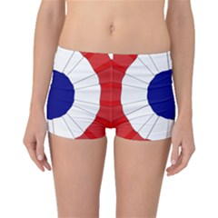 National Cockade Of France  Boyleg Bikini Bottoms by abbeyz71