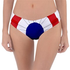 National Cockade Of France  Reversible Classic Bikini Bottoms by abbeyz71