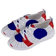 National Cockade Of France  Women s Lightweight Sports Shoes by abbeyz71