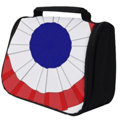 National Cockade Of France  Full Print Travel Pouch (big) by abbeyz71