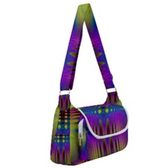 Abstract Psychedelic Pattern Multipack Bag by SpinnyChairDesigns