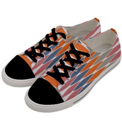 01042020 13000 Men s Low Top Canvas Sneakers by zappwaits