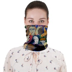 Sisters2020 Face Covering Bandana (adult) by Kritter