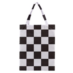 Chequered Flag Classic Tote Bag