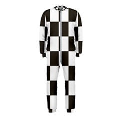 Chequered Flag Onepiece Jumpsuit (kids) by abbeyz71