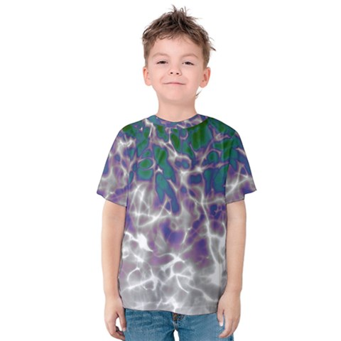 Ninth Level  Kids  Cotton Tee by MRNStudios