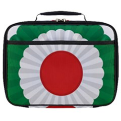 National Cockade Of Iran Full Print Lunch Bag