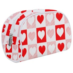 Hearts  Makeup Case (medium) by Sobalvarro