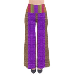 Colors Of A Rainbow So Vintage Palazzo Pants